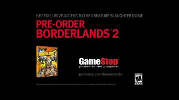GameStop TV Spot 'Borderlands 2 Pre-Order'