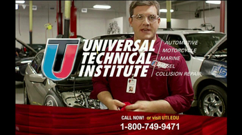 Universal Technical Institute (UTI) TV Spot 'Are Your Ready'