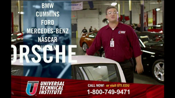 Universal Technical Institute (UTI) TV Spot 'Are Your Ready' - Thumbnail 3