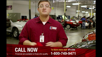 Universal Technical Institute (UTI) TV Spot 'Are Your Ready' - Thumbnail 5