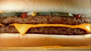 McDonald's McDouble TV Spot, 'Single?' - Thumbnail 2