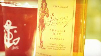 Sailor Jerry Rum TV Spot for Spiced Rum