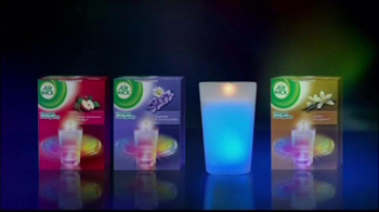 Air Wick TV Spot, 'Color-Changing Candle' - Thumbnail 10