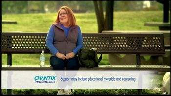 Chantix TV Spot, 'Rosa'