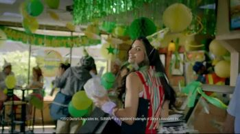 Subway TV Spot for SUBprize Birthday Party