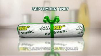 Subway TV Spot for SUBprize Birthday Party - Thumbnail 9