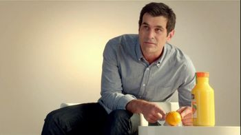 Minute Maid Pure Squeezed TV Spot, 'Ear Cover' Featuring Ty Burrell - 36 commercial airings