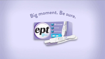 EPT TV Spot for Not Yet Sigh of Relief Erase Panic Today - Thumbnail 4