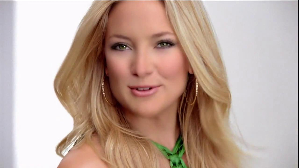 Almay TV Commercial for One Coat Get Up and Grow Mascara Featuring Kate Hudson