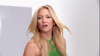 Almay TV Spot for One Coat Get Up and Grow Mascara Featuring Kate Hudson - Thumbnail 1