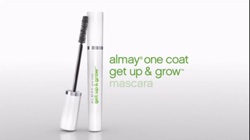 Almay TV Spot for One Coat Get Up and Grow Mascara Featuring Kate Hudson - Thumbnail 2