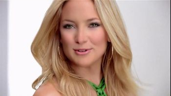 Almay TV Spot for One Coat Get Up and Grow Mascara Featuring Kate Hudson - 253 commercial airings