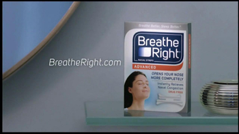 Breathe Right TV Spot, 'One Try'