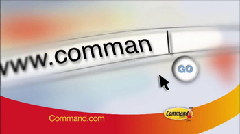 Command TV Spot for Command Clear - Thumbnail 10