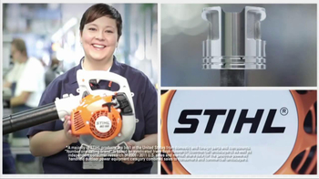 STIHL TV Spot, 'Leafblowers and Chainsaws'