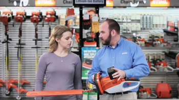 STIHL TV Spot, 'Leafblowers and Chainsaws' - Thumbnail 9