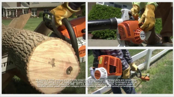 STIHL TV Spot, 'Leafblowers and Chainsaws' - Thumbnail 2