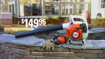 STIHL TV Spot, 'Leafblowers and Chainsaws' - Thumbnail 4