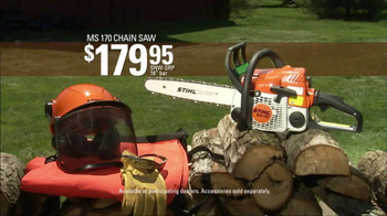 STIHL TV Spot, 'Leafblowers and Chainsaws' - Thumbnail 6