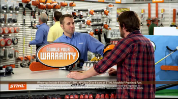 STIHL TV Spot, 'Leafblowers and Chainsaws' - Thumbnail 7