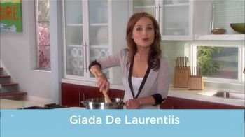 Target Try-Ply Clad TV Spot featuring Giada De Laurentiis