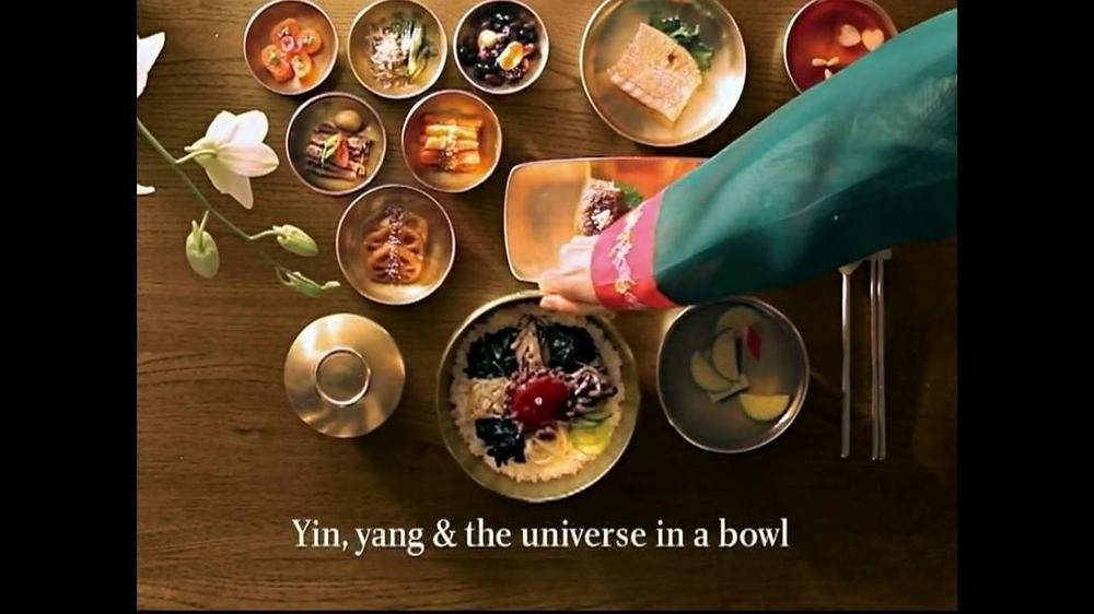 Korean Air TV Commercial, 'Korean Food: Bibimbap'