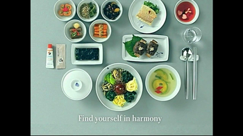 Korean Air TV Spot, 'Korean Food: Bibimbap' - Thumbnail 8