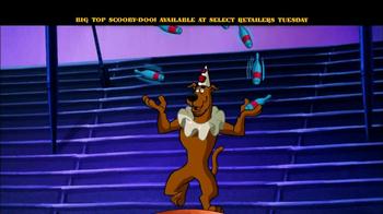 Big Top Scooby-Doo! Combo on Blu-Ray, DVD TV Spot - Thumbnail 1