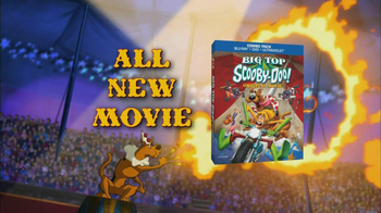 Big Top Scooby-Doo! Combo on Blu-Ray, DVD TV Spot - Thumbnail 3