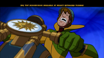 Big Top Scooby-Doo! Combo on Blu-Ray, DVD TV Spot - Thumbnail 5