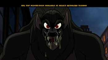 Big Top Scooby-Doo! Combo on Blu-Ray, DVD TV Spot - Thumbnail 7