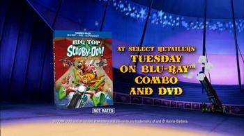 Big Top Scooby-Doo! Combo on Blu-Ray, DVD TV Spot - Thumbnail 9