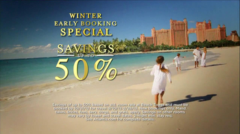 Atlantis Fall and Winter Offer TV Spot - Thumbnail 7