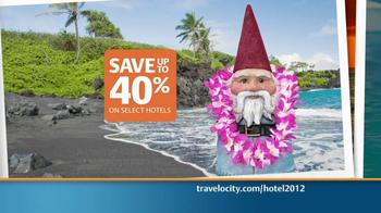 Travelocity TV Spot, 'Roam like the Gnome' - Thumbnail 3