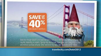 Travelocity TV Spot, 'Roam like the Gnome' - Thumbnail 4