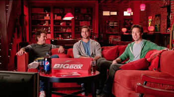 Pizza Hut Big Dinner Box TV Spot, 'Man Cave' Featuring Aaron Rodgers - 744 commercial airings