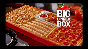 Pizza Hut Big Dinner Box TV Spot, 'Man Cave' Featuring Aaron Rodgers - Thumbnail 6