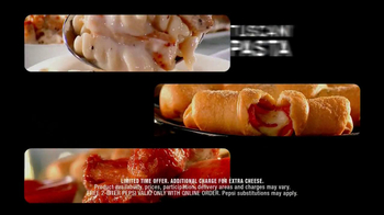 Pizza Hut Big Dinner Box TV Spot, 'Man Cave' Featuring Aaron Rodgers - Thumbnail 7