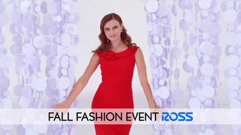 Ross Fall Fashion Event TV Spot - Thumbnail 1