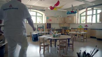 Benjamin Moore TV Spot, 'Classroom Paint' Featuring Candice Olson - Thumbnail 1
