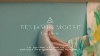 Benjamin Moore TV Spot, 'Classroom Paint' Featuring Candice Olson - Thumbnail 9