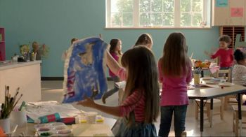 Benjamin Moore TV Spot, 'Classroom Paint' Featuring Candice Olson - 615 commercial airings