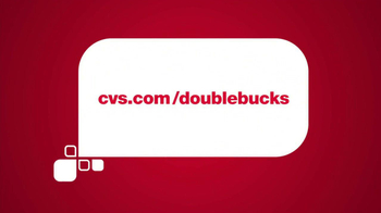 CVS Double Rewards TV Spot, 'Seeing Double' - Thumbnail 8