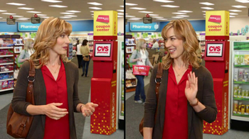 CVS Double Rewards TV Spot, 'Seeing Double' - Thumbnail 4
