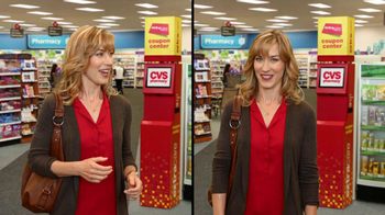 CVS Double Rewards TV Spot, 'Seeing Double' - Thumbnail 6