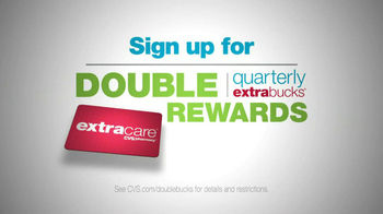 CVS Double Rewards TV Spot, 'Seeing Double' - Thumbnail 7