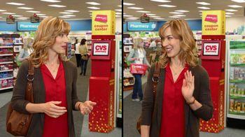 CVS Double Rewards TV Spot, 'Seeing Double'