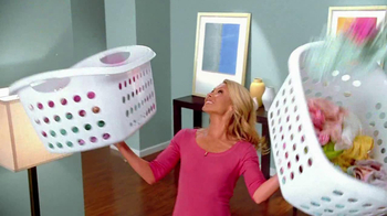 Electrolux Steam Washer TV Spot, 'Laundry Day' Featuring Kelly Ripa - Thumbnail 3
