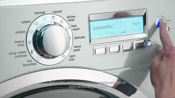 Electrolux Steam Washer TV Spot, 'Laundry Day' Featuring Kelly Ripa - Thumbnail 6