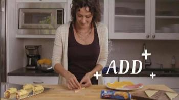 Pillsbury Crescent TV Spot, 'Add Ham and Cheese' - Thumbnail 4